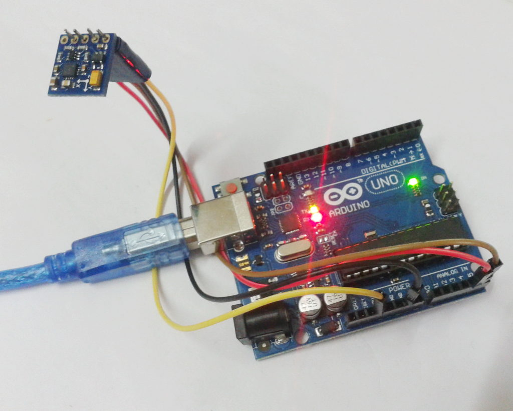 digital_compass_sensor_and_arduino_uno
